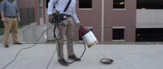 Студенти розробили прототип пристрою, який гасить пожежу за допомогою звукових хвиль