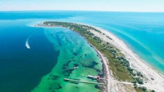 Унікальний екопроєкт на дні Чорного моря: на Кінбурнській косі створили штучний риф