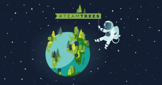TeamTrees: зірки YouTube зібрали 20 мільйонів доларів, щоб врятувати екологію