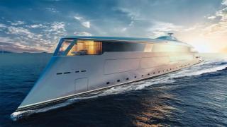 Білл Гейтс придбав екологічну яхту за $644 мільйонів