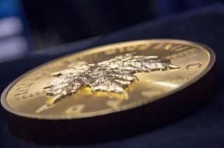 У Канаді випустили найбільшу у своїй історії золоту монету