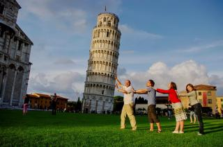 Коли впаде Пізанська вежа?
