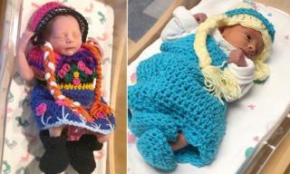 У пологовому будинку США одягли немовлят як героїв мультфільму