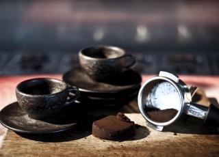 Показали нові екологічні чашки з кавової гущі. ФОТО