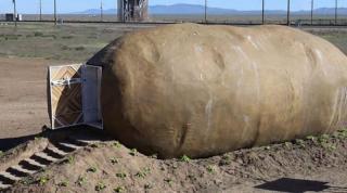 Готель чи картопля: в штаті Айдахо побудували незвичайний міні-готель