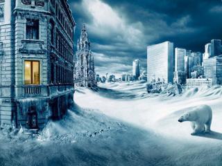 У 2030 році Землю очікує «льодовиковий період» - NASA
