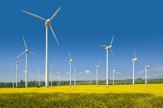 Нова вітряна електростанція в Україні