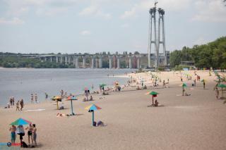 У Запоріжжі закрито громадські пляжі: у Дніпрі знайшли небезпечну речовину