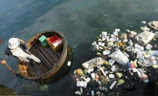 У Середземному морі плаває близько тисячі тонн пластика