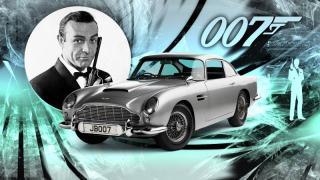 Мріяли покататися на шпигунському авто Джеймса Бонда? У вас є така можливість!