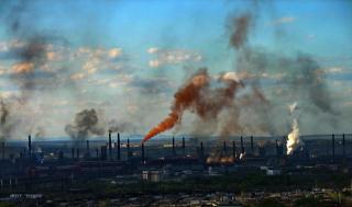 Маріуполь очолив рейтинг міст України з найвищим рівнем забруднення