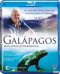 Галапагоси з Девідом  Аттенборо